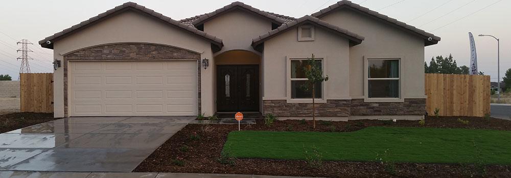 Auburn Oak Homes New Homes In Bakersfield We Build More